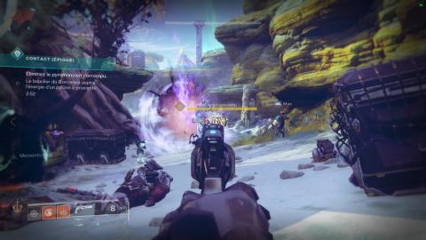 """Destiny 2, la Saison de l'Arrivée : déclencher le mode Épique de l'événement public """"Contact"""", notre guide"""