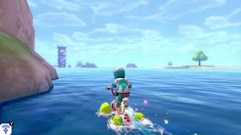 Pokémon Epée/Bouclier : l'île solitaire de l'armure, premiers pas sur ce nouveau DLC