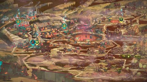 Griftlands : Les créateurs de Don't Starve et Mark of the Ninja frappent fort !