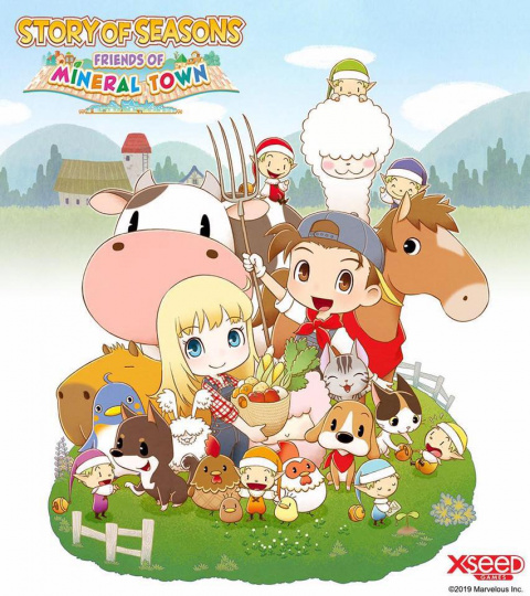 Story of Seasons : Friends of Mineral Town (2020)