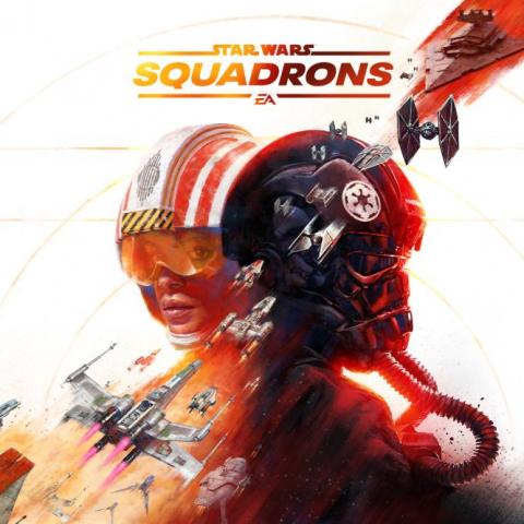 Star Wars : Squadrons sur PS4