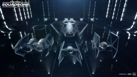 Star Wars : Squadrons - Le nouveau titre de Motive se dévoile en vidéo