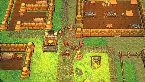 Mélangez la Survie et la gestion dans un RPG : The Survivalists sur Nintendo Switch est à -38%