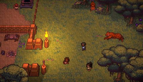 The Survivalists : une bêta ouverte sur Steam pour le jeu de Team17