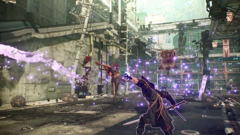 Scarlet Nexus : L'action-RPG de Bandai Namco se dévoile un peu plus