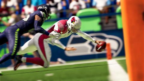 Madden NFL 21 : L'équipe de Washington aura un nom temporairement générique