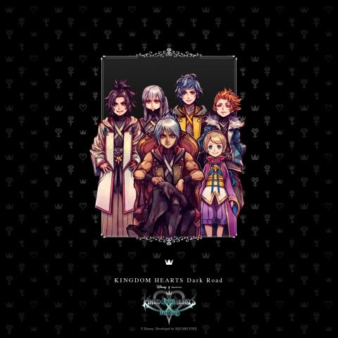 Kingdom Hearts : Dark Road sur iOS