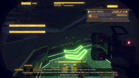 Hardspace : Shipbreaker - Plongée plaisante dans la peau d'un ferrailleur galactique
