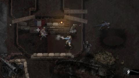 Conscript - Le survival-horror rétro s'offre une démo jouable