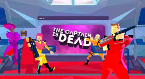 The Captain is Dead sur Mac