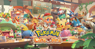 Pokémon Café Mix sur Android
