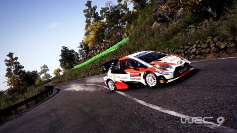 WRC 9 : devenez le nouveau champion du monde des rallyes !