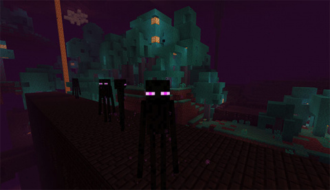 Minecraft : la Nether Update sortira le 23 juin