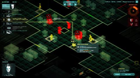 Invisible Inc : le jeu tactique de Klei Entertainment a débarqué sur Switch