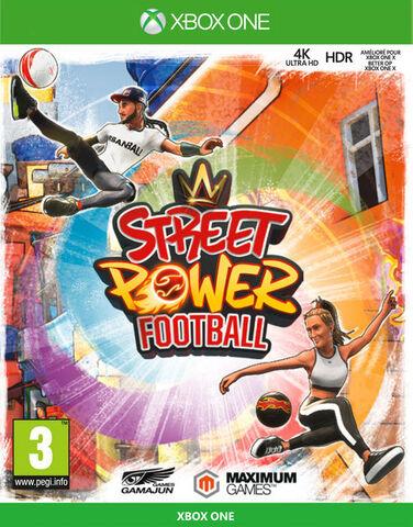 Street Power Football sur ONE