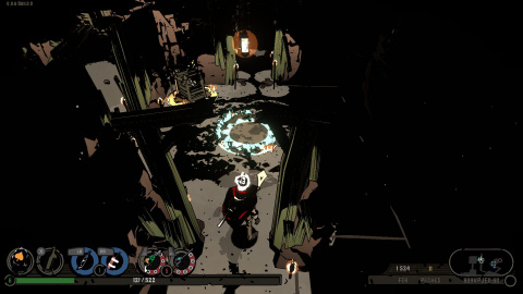 "West of Dead : Un Twin Stick Shooter ""Western"" infernal et exigeant"