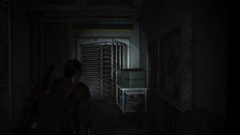 Scénario principal : Seattle, jour 1 (Ellie) - Les tunnels