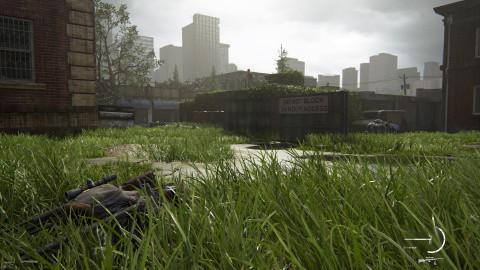 Scénario principal : Seattle, jour 1 (Ellie) - Capitol Hill