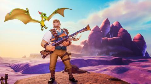 EA Play - Rocket Arena : le jeu de tir en arène se dévoile avant sa sortie estivale