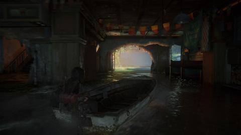 Scénario principal : Seattle, jour 3 (Ellie) - La ville inondée