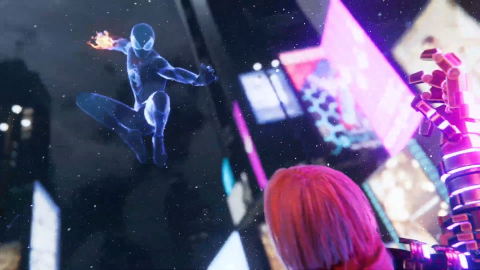 Marvel's Spider Man: Miles Morales se déroule