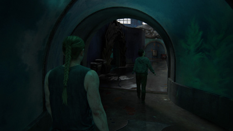 Scénario principal : Seattle, jour 2 (Abby) - Retour à l'aquarium