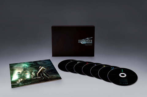 Final Fantasy VII Remake - La bande originale est disponible sur Amazon