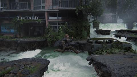 Scénario principal : Seattle, jour 2 (Abby) - Le raccourci