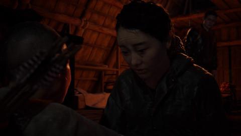 Scénario principal : Seattle, jour 3 (Abby) - L'île