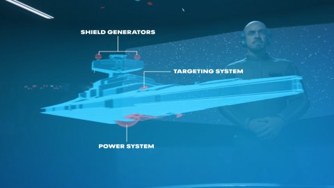 EA Play - Star Wars : Squadrons - The single player modes and multiplayer finally revealed
