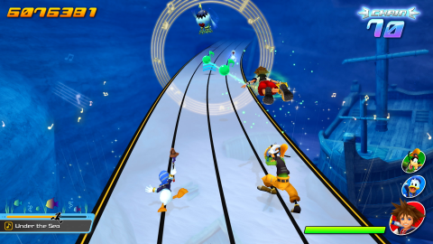 Kingdom Hearts : Melody of Memory dévoile une partie de sa playlist