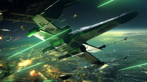 Star Wars : Squadrons : Gameplay, inspirations, modèle économique (Vidéo)