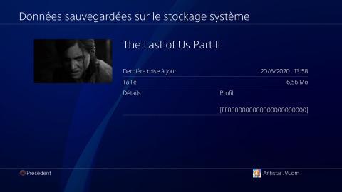 The Last of Us Part 2, collectibles et fichier de sauvegarde : comment ne rien manquer ? Nos explications