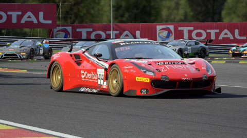 Assetto Corsa Competizione : Solide sur PS4/ONE sans atteindre la version PC