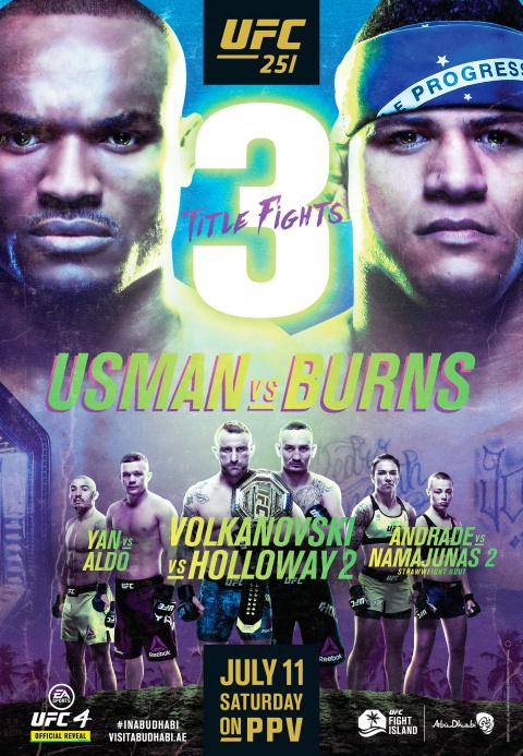 [MàJ] EA Sports UFC 4 : Un reveal prévu au mois de juillet