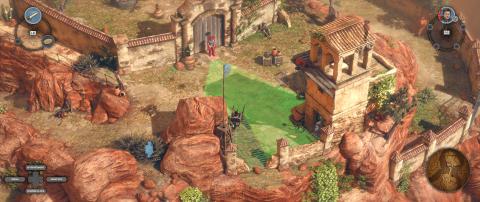 Devil's Canyon – Un tir réussi