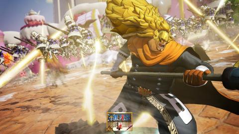 [MàJ] One Piece : Pirate Warriors 4 - Vinsmoke Judge complète le Character Pack 1