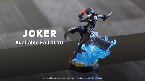 amiibo : Joker et le Dragon Quest Hero seront lancés cet automne