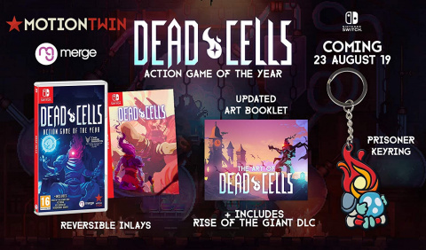 Promo Switch : Dead Cells Edition Game Of The Year à -37%