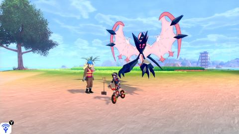 Pokémon Épée / Bouclier : Trou Mama, emplacements, mécaniques, ... tout savoir sur ce PNJ, notre guide