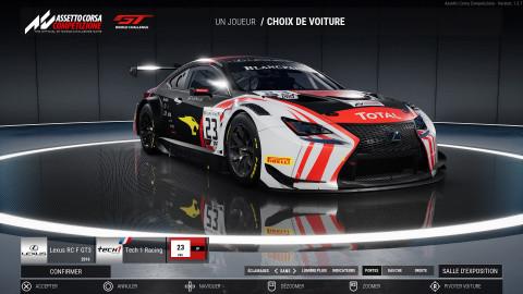 Assetto Corsa Competizione : Solide sur PS4/ONE mais pas à la hauteur de la version PC