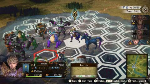 [MàJ] Brigandine : The Legend of Runersia s'annonce sur PS4