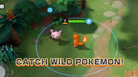 Pokémon Unite annoncé sur Nintendo Switch, iOS et Android