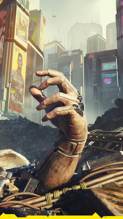 Cyberpunk 2077 : GOG propose un pack de goodies numériques