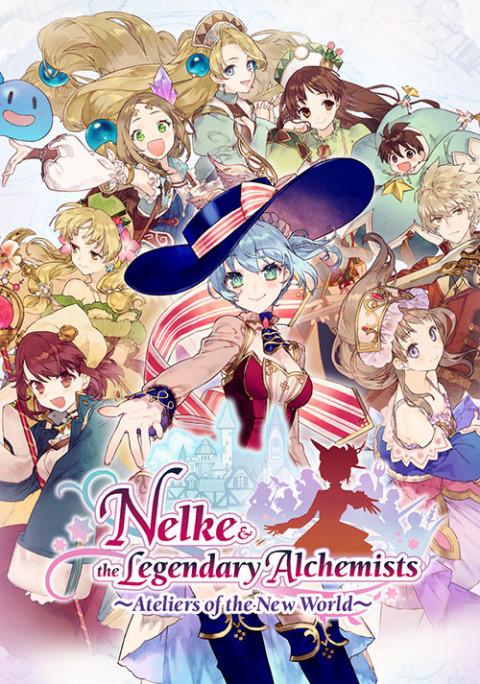 Nelk & Legendary Alchemists : Atelier of a New World