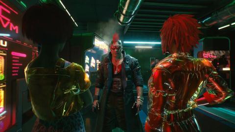 Cyberpunk 2077 : Un Night City Wire dédié aux versions Xbox One X et Series X débute à 18 heures