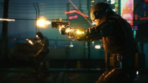 Cyberpunk 2077 ne proposera finalement pas de courir sur les murs