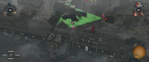 Docks de la Nouvelle-Orléans – Poussière et sang