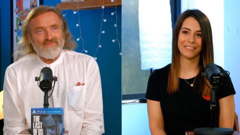 Interview : Les voix d'Ellie et Joel ont répondu à nos questions