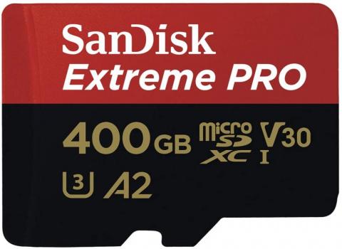Nintendo Switch : Carte mémoire SanDisk Ultra 400 Go en promotion